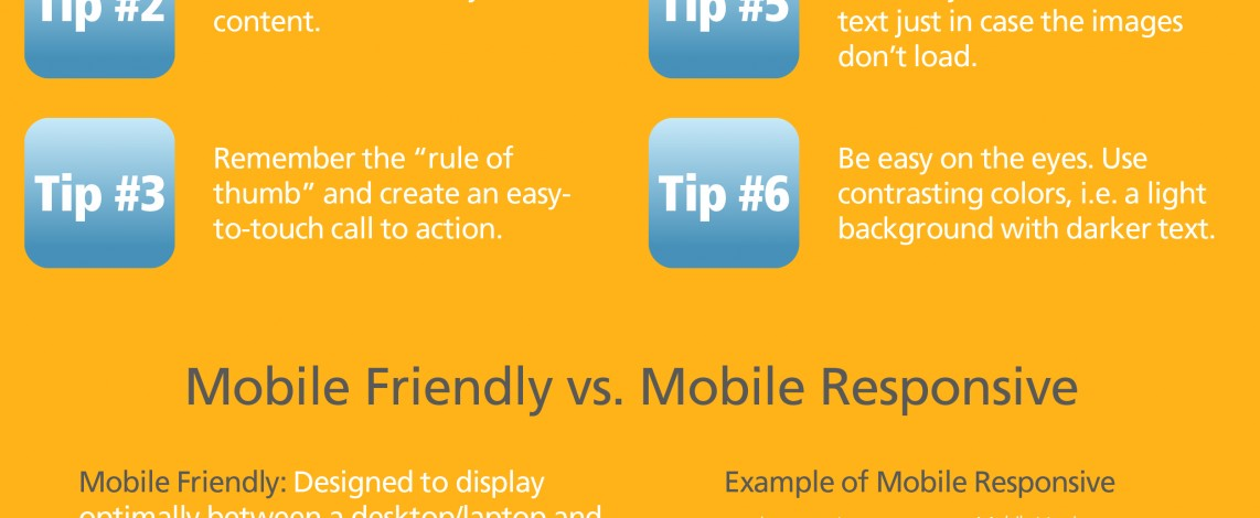 Tips for Creating Mobile Friendly Email Campaigns